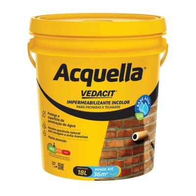 Impermeabilizante Acquella 18L