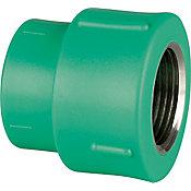 Adaptador Transferência FF PPR Verde 20mmx1/2