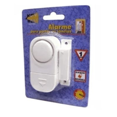 Alarme de Porta e Janela Br Dni 6002 110V