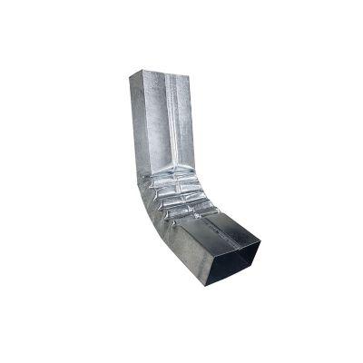 Curva 275 4,5x8x28cm Retangular Cromado