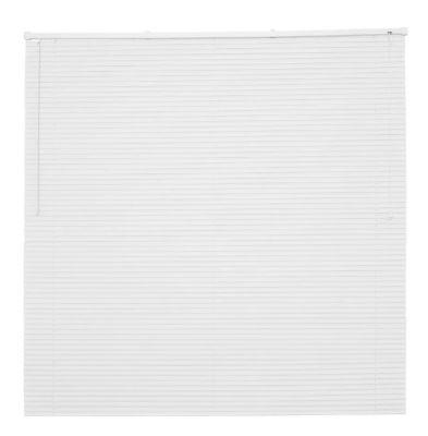 Persiana Horizontal de PVC Premier 160x160x2,5cm Branco