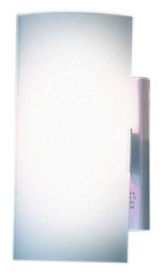 Arandela Bambu, Branco, 20cm