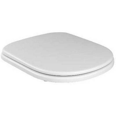 Assento Sanitário Plástico Vogue Plus Branco
