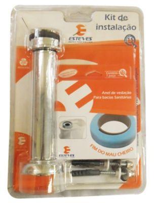 Kit para Instalação Bacia Convencional - 28x35x5cm