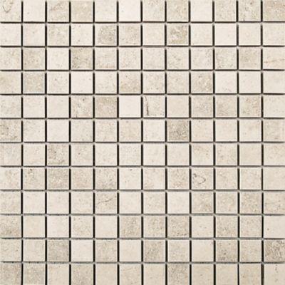 Mosaico Rústico Light Bold, Gelo, 30x30cm