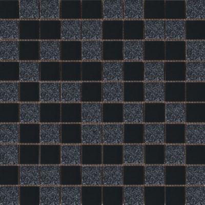 Mosaico Black Polido, Preto, 30x30cm