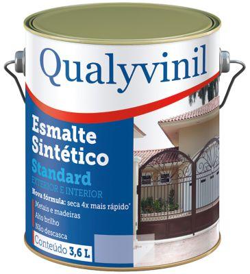 Esmalte Sintético Brilhante  Qualycor 3,6L Branco