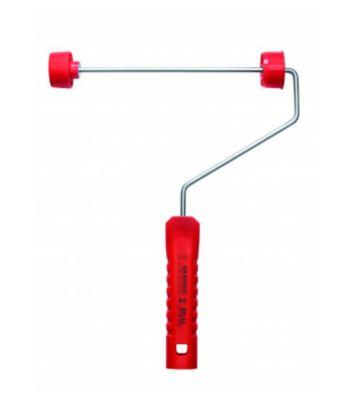 Garfo de Aço para Pintura com Bucha sem Rosca 23cm REF-330/23SR Vermelho
