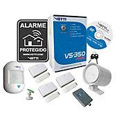 Kit Alarme Vetti Security 350 Plus, Branco, Bivolt, 42x7x28cm
