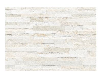 Revestimento Filetado REF-8186 43x63cm Caixa 1,65m² Retificado Branco