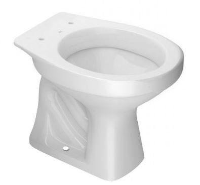 Bacia Sanitária Convencional Aspen Branco