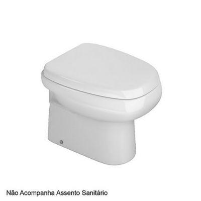 Vaso Sanitário Convencional Monte Carlo Branco