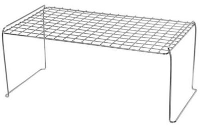 Prateleira Multiuso, Cromado, 21x31x53
