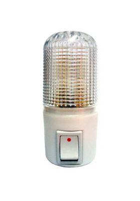 Luz Noturna Manual Fluores 220V Branco