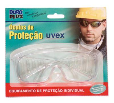 Óculos S300 Visitorspec, Preto Incolor