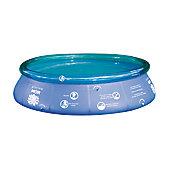 Piscina Inflável 6.700L Azul Redondo Splash Fun 1055