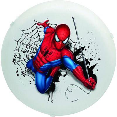 Plafon Homem Aranha, Colorido, 30cm