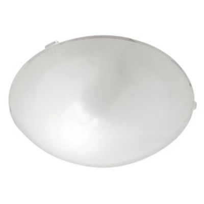 Plafon Noble Glass Ice 2x60W 25cm