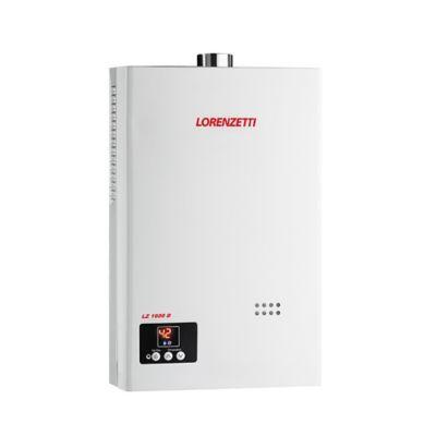 Aquecedor à Gás LZ1600D GN 15,0 Lts/Min