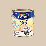 Tinta Fosco Acrílica 3 em 1 Premium 3,6L Areia