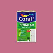 Tinta Coralar 18L Rosa Açaí