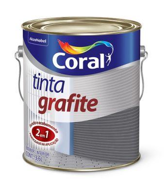 Tinta Grafite Claro 3,6L Cinza Médio