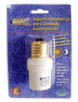 Soquete Fotoelétrico para lâmpada Incandescente DNI-6905, Br
