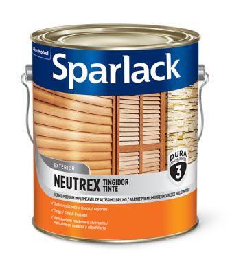Verniz Neutrex 3,6L Interior e Exterior Mogno