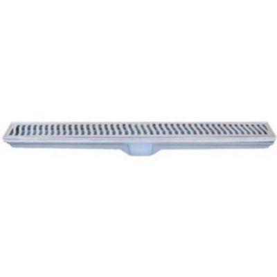 Conjunto Caixa Grelha E P/Grelha Al Aluminio Mart 7x70
