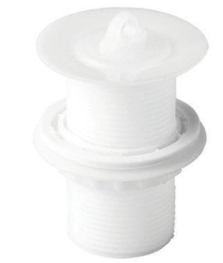 """Válvula Escoamento Plastico Para Lavatório 1"""" Ref416"""