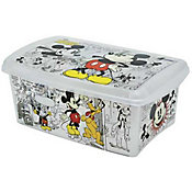 Caixa Mickey Baixa 7106, Decorada, 4.2L, 29x18x11