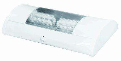 Luminária TD 55 Brilhare 2xe27, Branco, 65x170x330mm