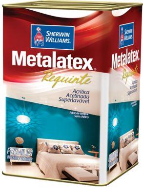 Base Xy Metalatex Acrílico Requinte Superlavável, 16L