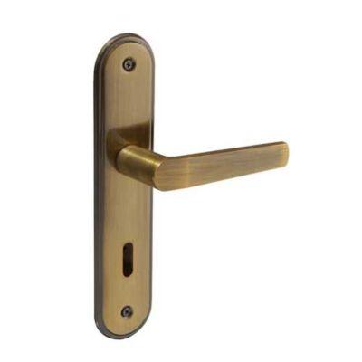 Fechadura 403 Interna 40mm Bronze Oxidado