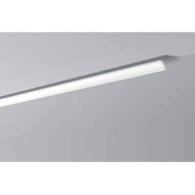 Rodateto D5 3,5x3,5x200cm 2 Peças Branco