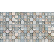 Revestimento Inserto Reale Patch HD 32x59cm Caixa 1,13m² Retificado
