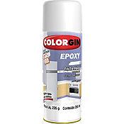 Tinta Spray Epóxy Colorgin 350ml Preto