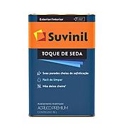 Tinta Acetinada Exterior e Interior Toque de Seda Premium 18L Palha