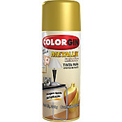 Spray 350ml Metallik Brilhante Prata