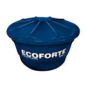 Caixa De Água 500L Polietileno Tampa Encaixe Azul