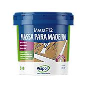 Massa para Madeira F12 900ml Castanho