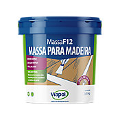 Massa para Madeira F12 900ml Sucupira