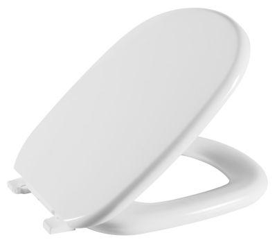 Assento Sanitário Almofadado Vogue Plus Branco