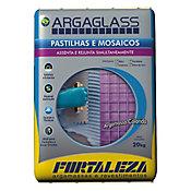 Argamassa para Pastilha de Vidro Argaglas 20Kg Azul Cobalto