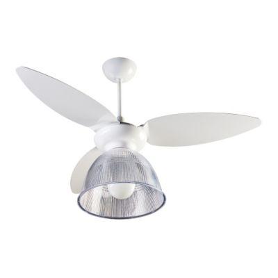 Ventilador de Teto 3 Pás Prisma 127V Branco