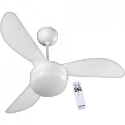 Ventilador de Teto Fenix 372 com Controle 127V Branco