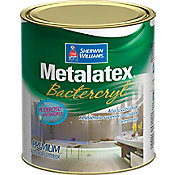 Tinta Acetinado Metalatex Bactercryl Premium 900ml Branco