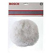 Boné de Pele para Polido com corda ajustável Bosch, 130mm 1 peça