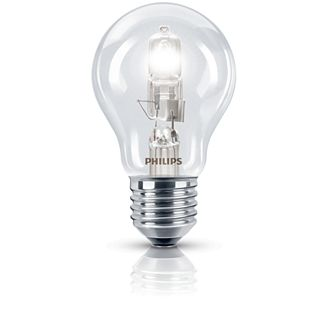 Lâmpada Halógena Classic Bulbo Luz Amarela 42W 2800K 12V