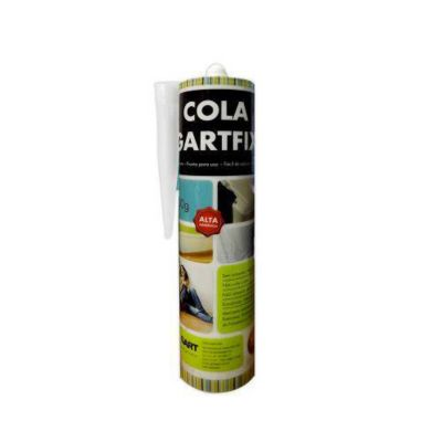 Cola Gartfix 500g Branco